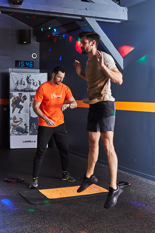 test hiit appart fitness max antonin