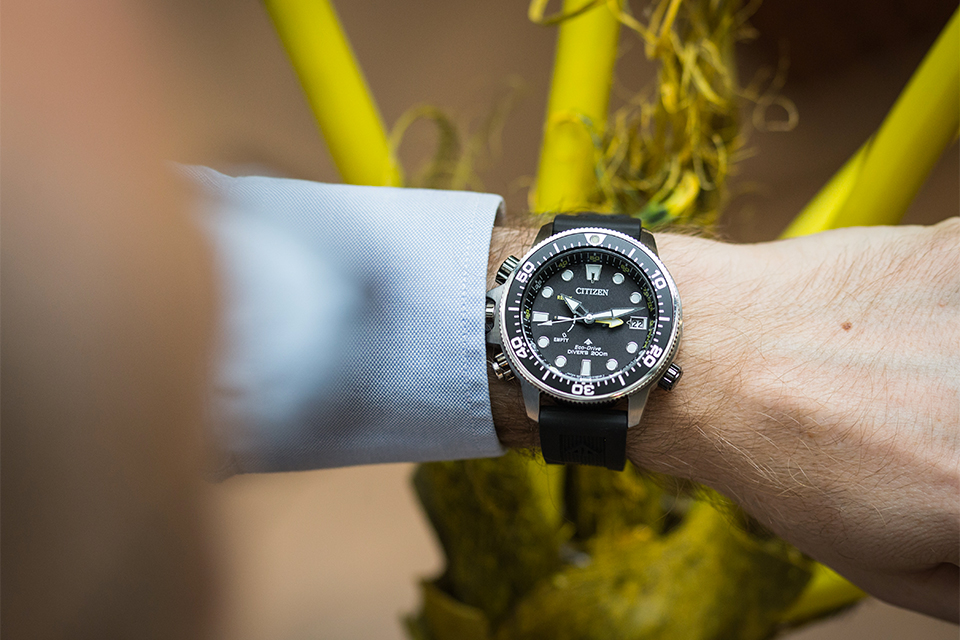 Test montre Citizen Promaster Aqualand