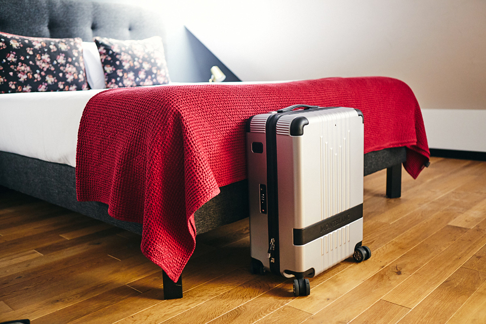 Valise cabine Montblanc