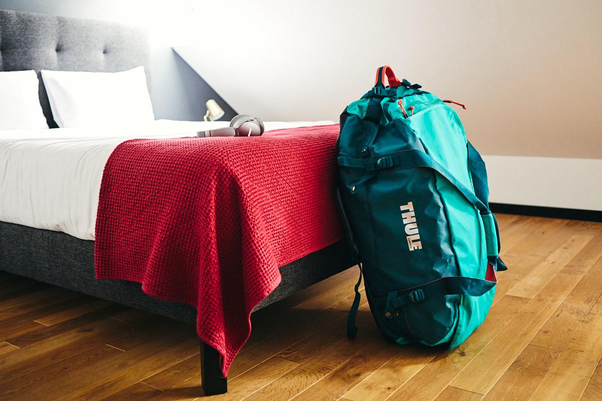 valise souple thule