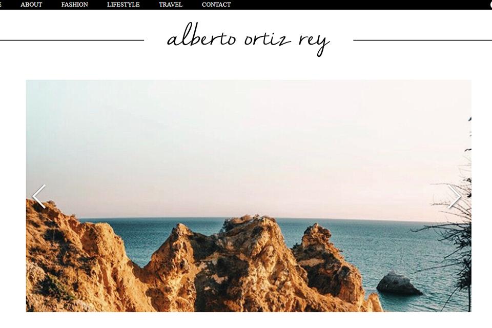 Blog espagnol Alberto Ortiz Rey