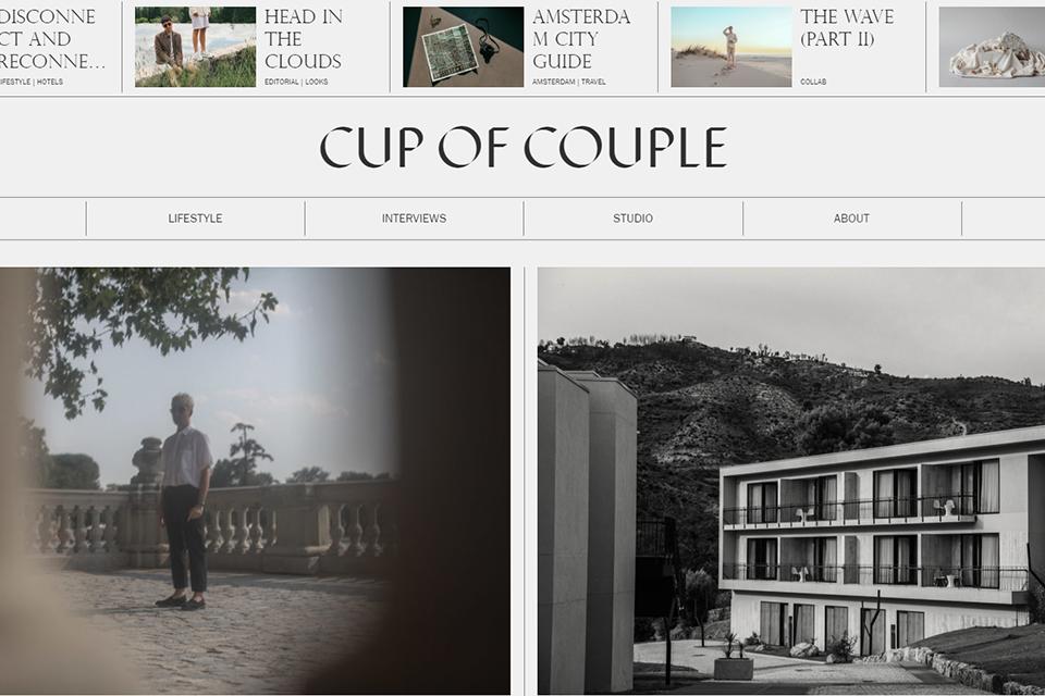 Blog espagnol Cup of Couple