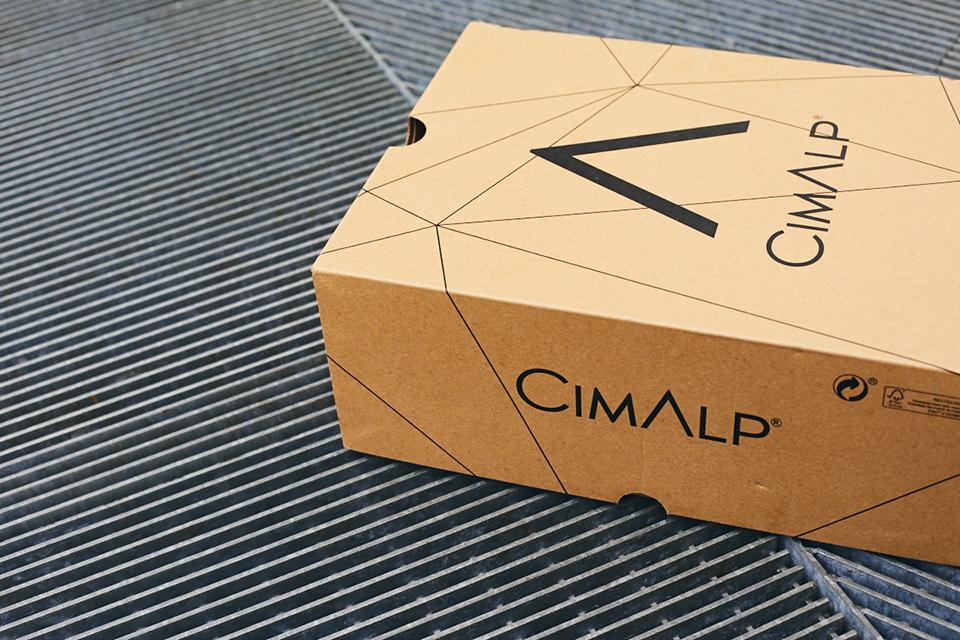 Chaussures Cimalp Drop Control Packaging