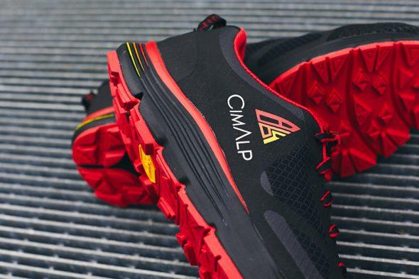 Chaussures Cimalp Drop Control Vue Profil