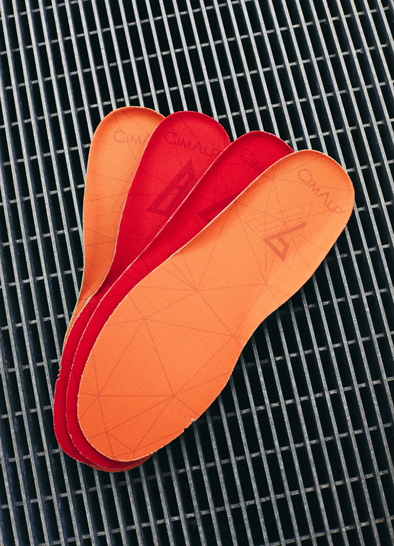 Chaussures Cimalp Drop Control Semelles