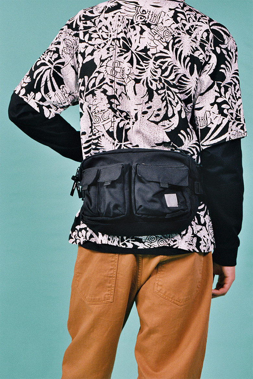 chemise hawaienne Carhartt