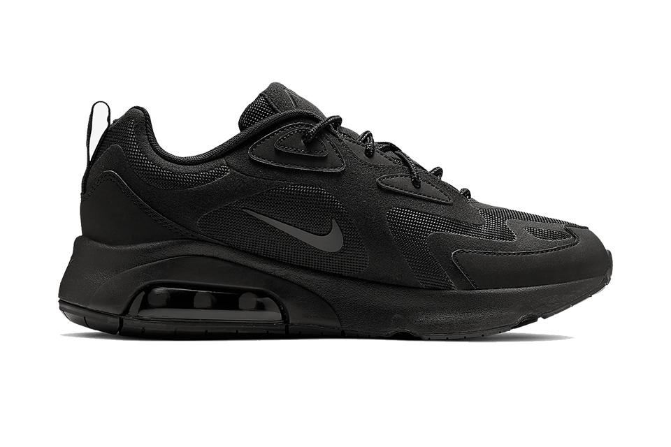 Nike Air Max 200 noires