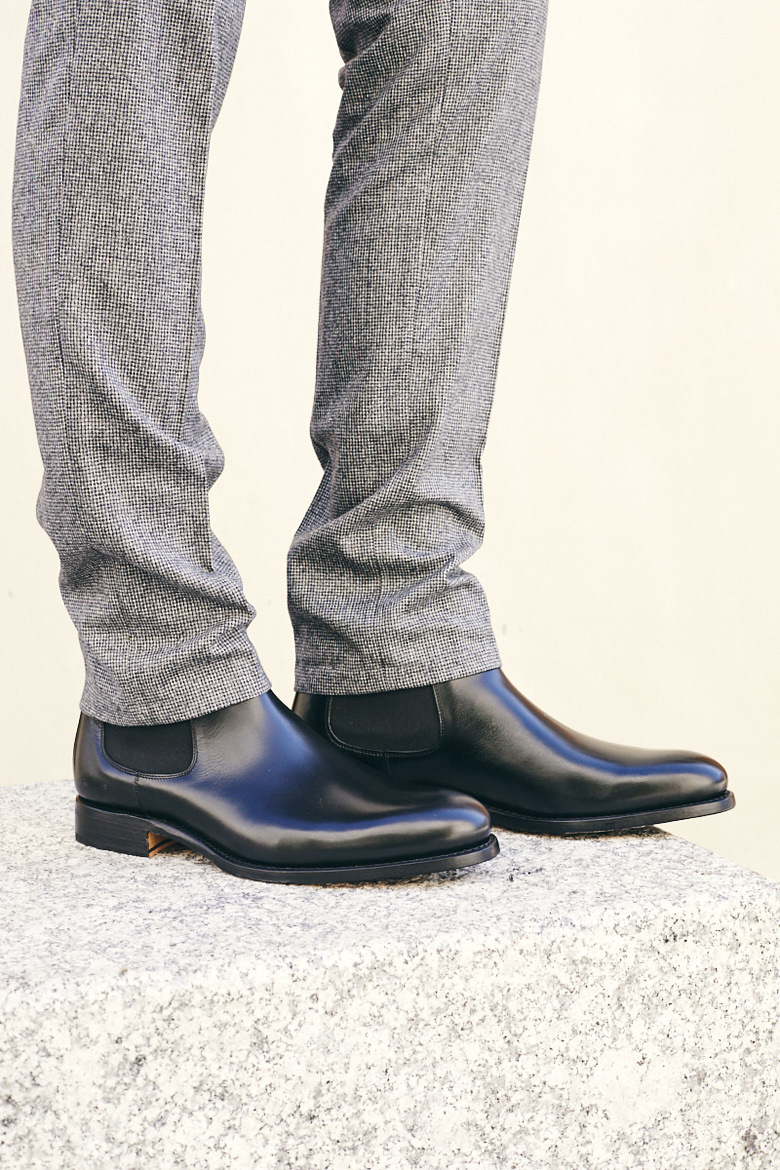 nyc chelsea boots apoint test chaussures cuir