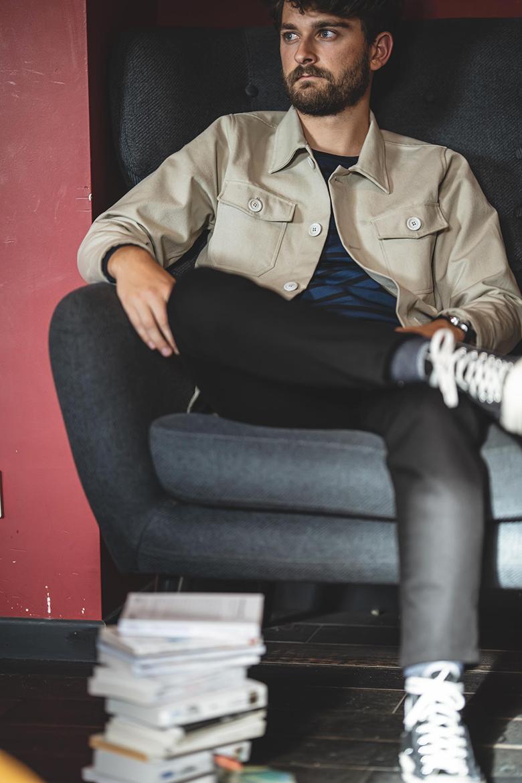 Jean Le Pantalon look casual