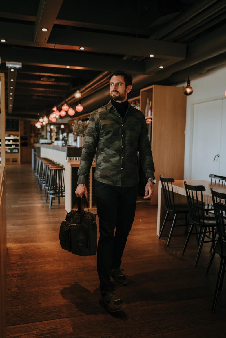 look homme automne 2019 arrivee bar