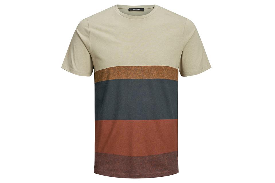 t shirt a rayures jack & jones 2