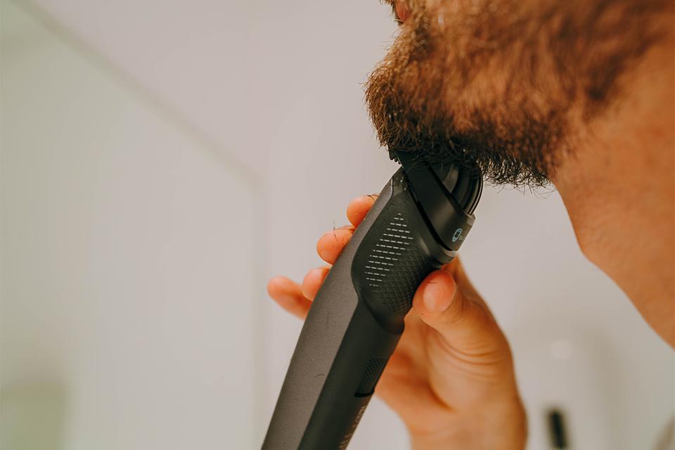Test rasage tondeuse Philips