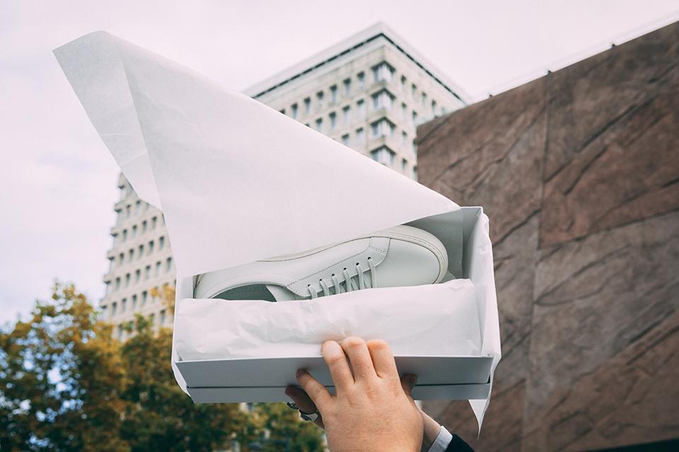 Artisan Lab Chaussure Boite