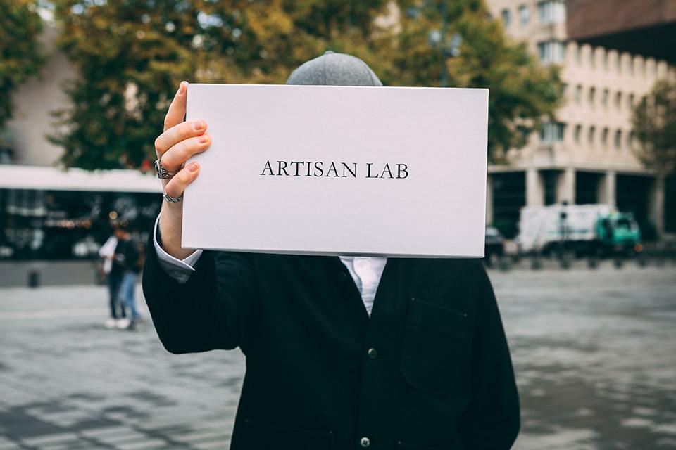 Artisan Lab Couvercle
