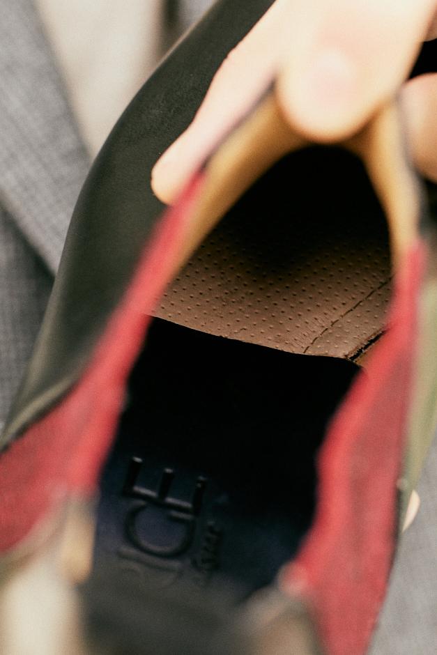 Chelsea Boots Clem Hardrige Détails