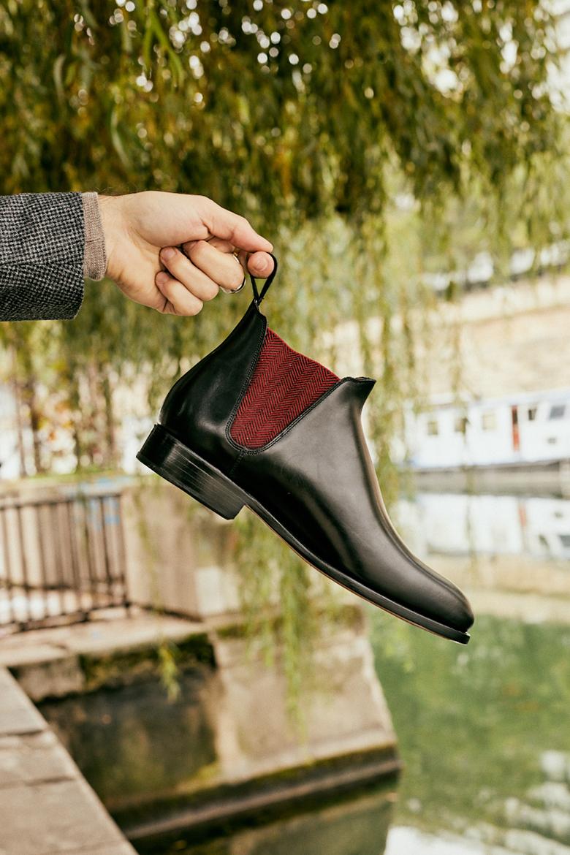 Chelsea Boots Clem Hardrige