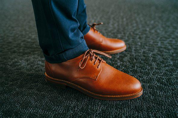 Conseils chaussures homme petit
