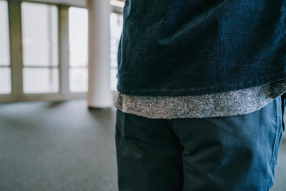 Conseils longueur chemise