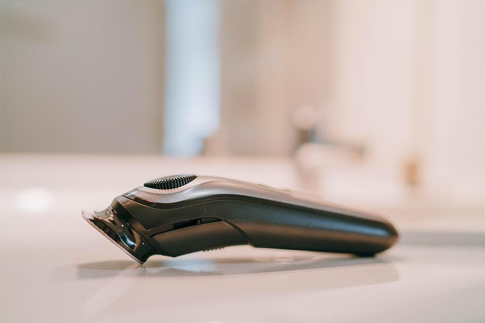 design tondeuse barbe braun