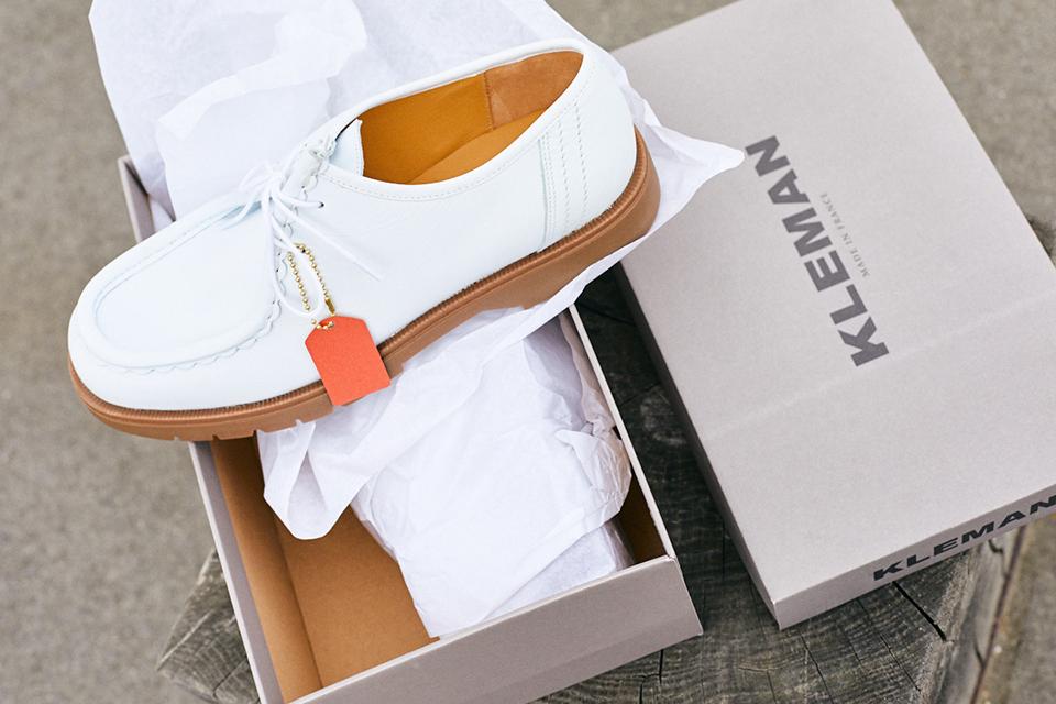 Kleman Padror Chaussure Boite