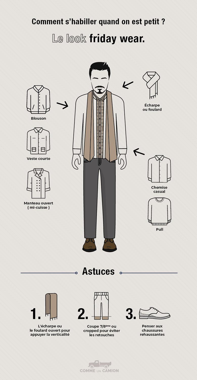 Look friday wear homme petit