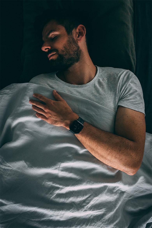montre connectee fitbit versa 2 test et avis etat sommeil