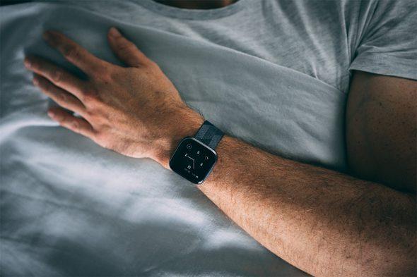 montre connectee fitbit versa 2 test et avis fonction sommeil