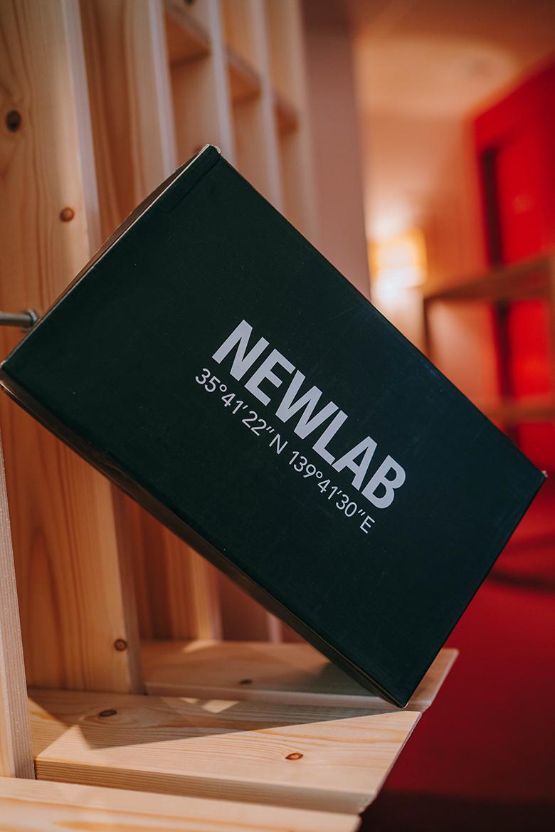 NEWLAB NL01 Packaging