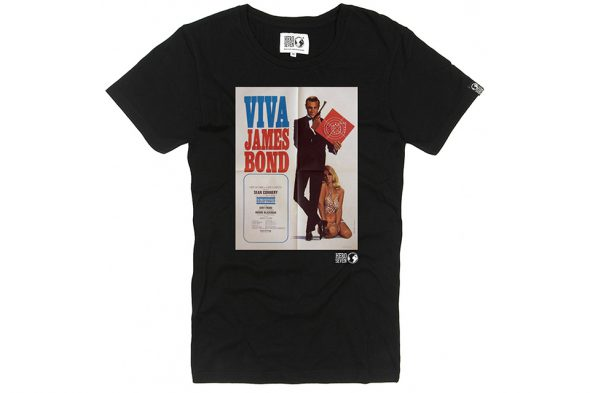 t shirt hero seven viva james bond