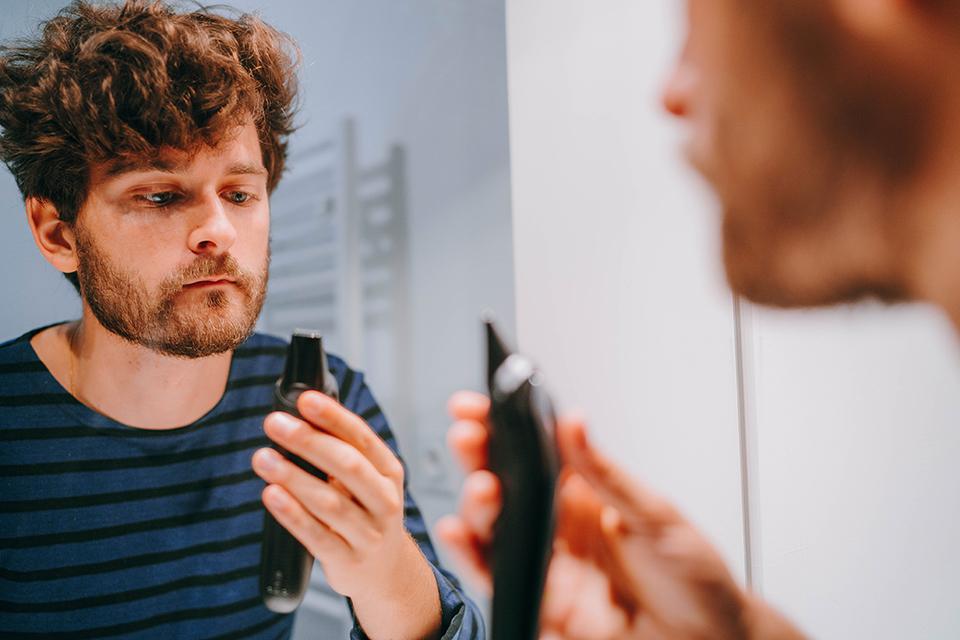 Test avis tondeuse Braun beardtrimmer