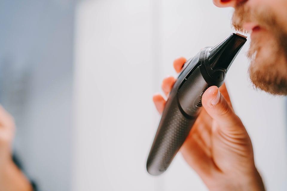 Tondeuse Braun beardtrimmer precision
