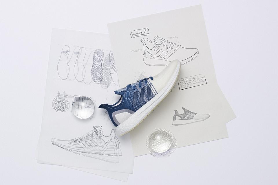 Baskets Adidas Futurecraft.loop
