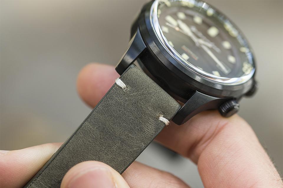 Bracelet montre Spinnaker Bradner