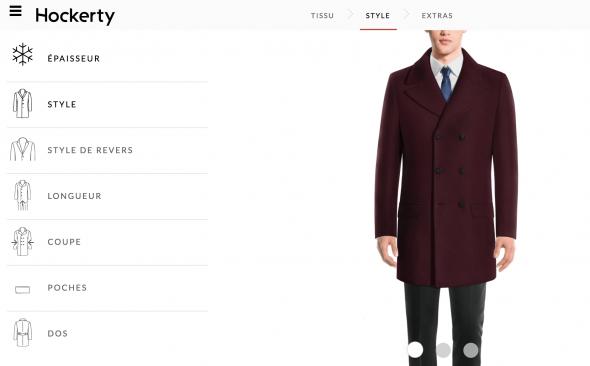 Manteau Hockerty Cambry Style