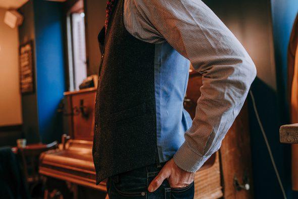gilet atelier fb design poches