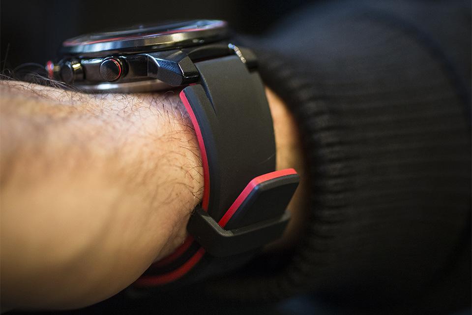 montre citizen eco-drive satellite wave test avis bracelet porte