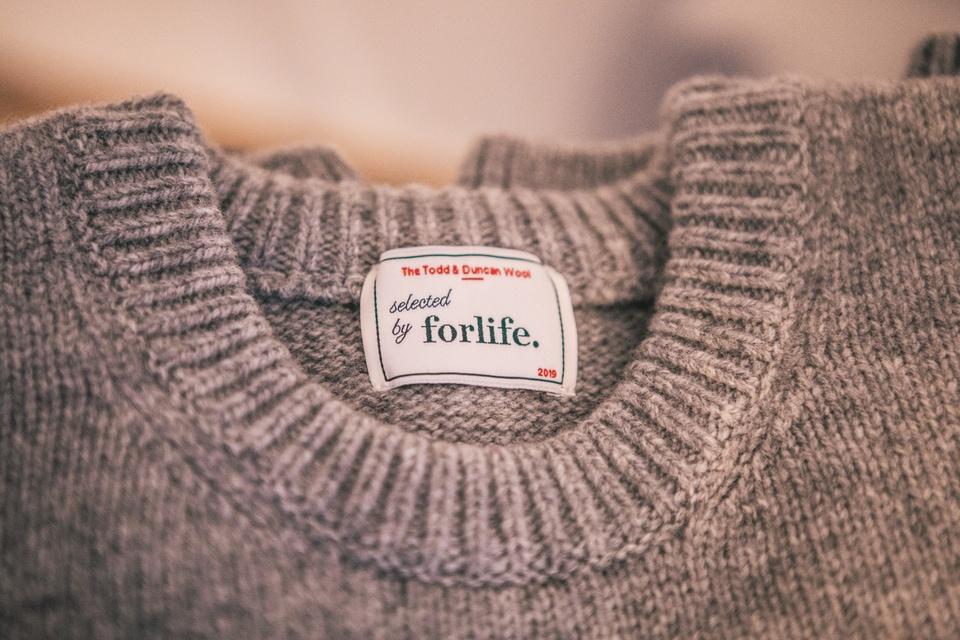 Pull Forlife etiquette