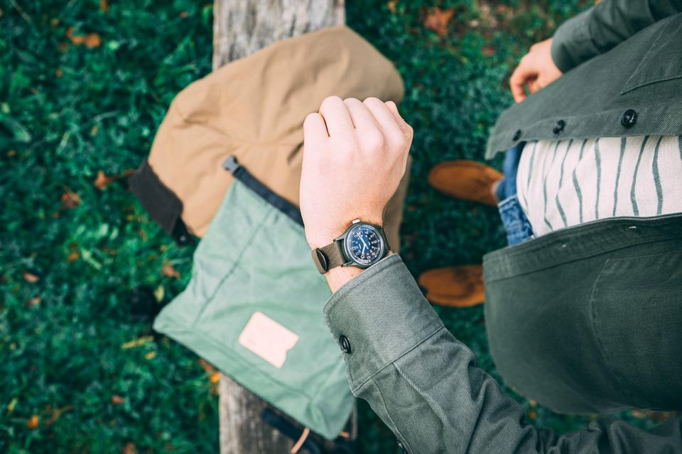 Timex Archive Camper