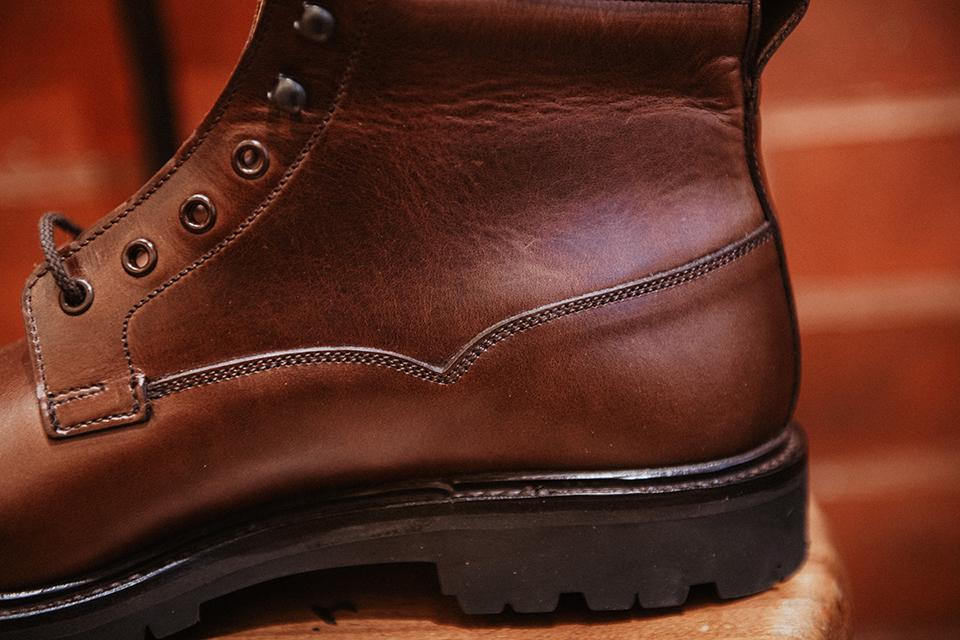 Boots Crockett & Jones Ross design balmoral