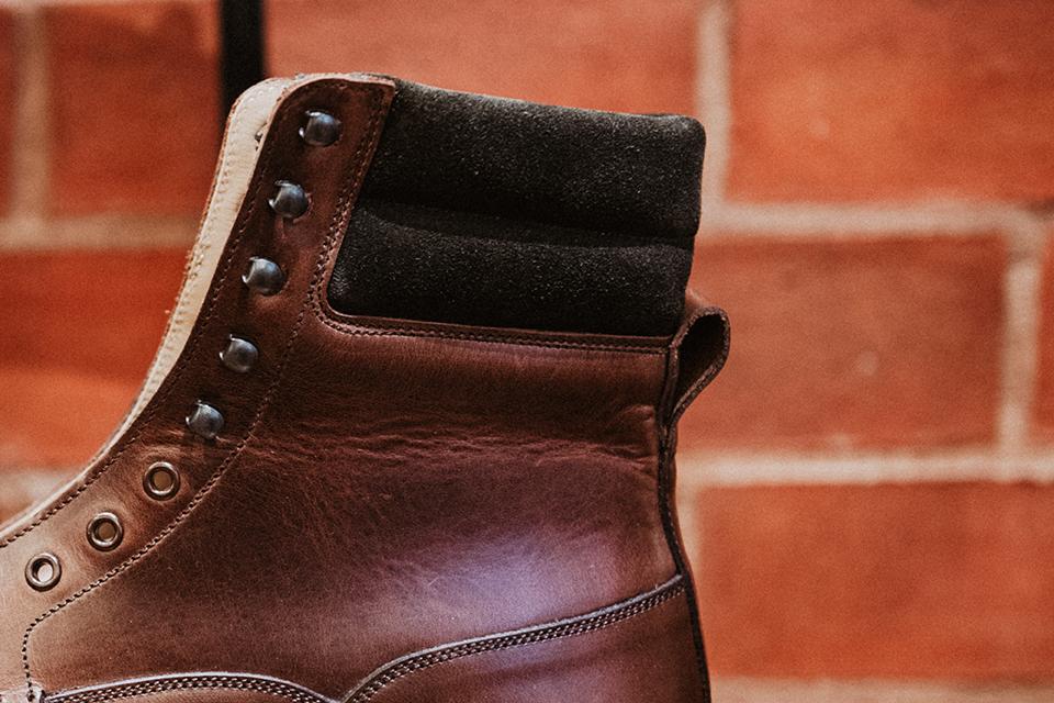 Boots Crockett & Jones Ross design talon