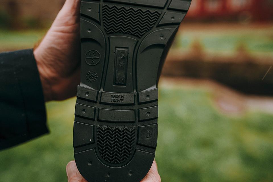 boots Montlimart conception semelles talon