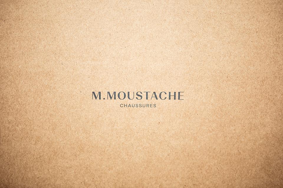 Boots Moustache Logo