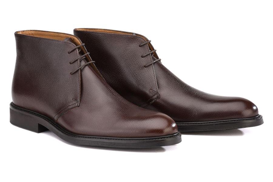 Chukka boots Bexley cuir marron