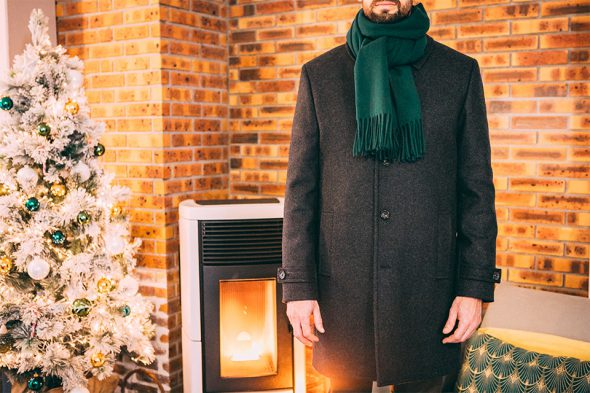 Look casual chic homme hiver