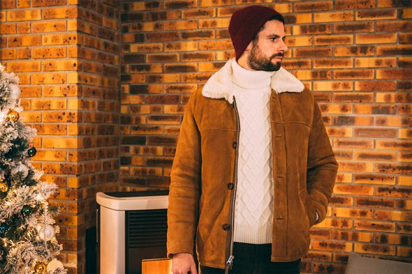 Look homme hiver