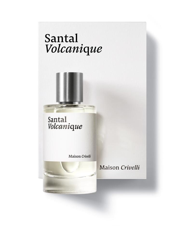 Maison Crivelli Santal Volcanique