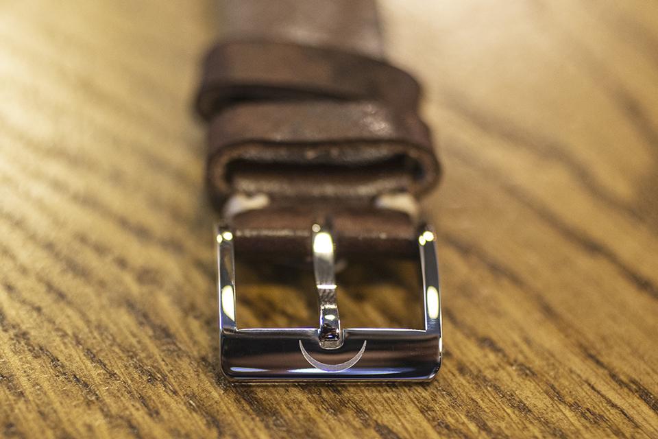 Montre Meistersinger Pangea Date Bracelet Boucle