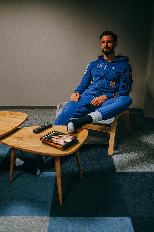 Pyjama combinaison homme