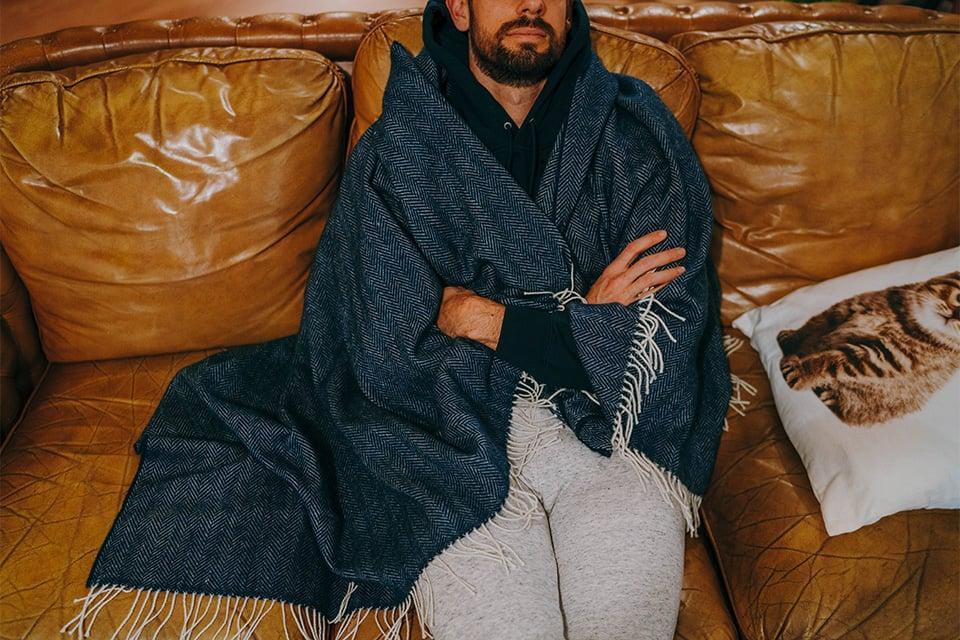 Pyjama jogging sweat homme