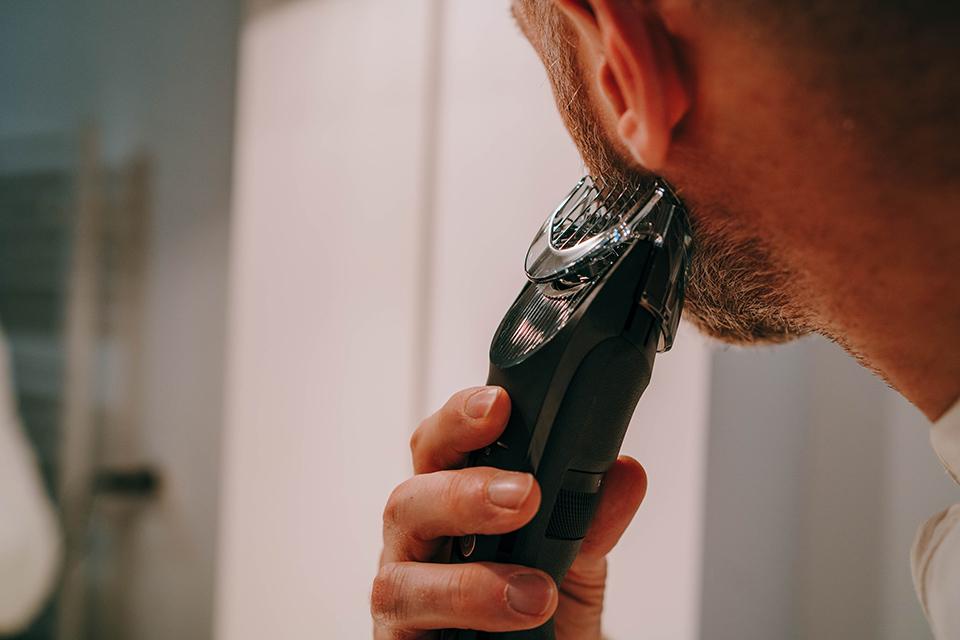 tondeuse panasonic ER-SC40-K test barbe